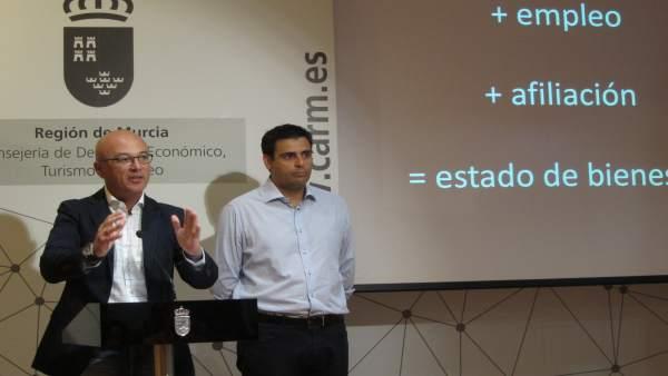 Juan Hernández y Alejandro Zamora