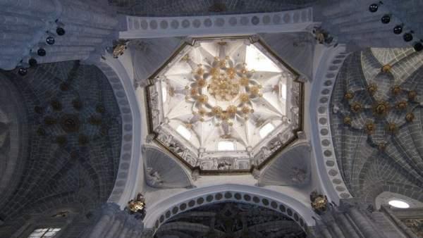 Interior de la Catedral de Tarazona