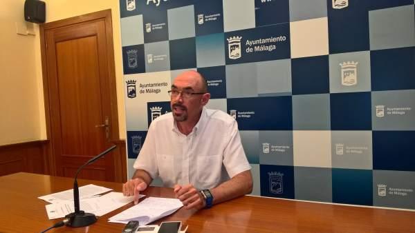 Eduardo Zorrilla, IU Málaga para la Gente