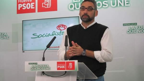 El alcalde de Ayamonte, Antonio Rodríguez Castillo.