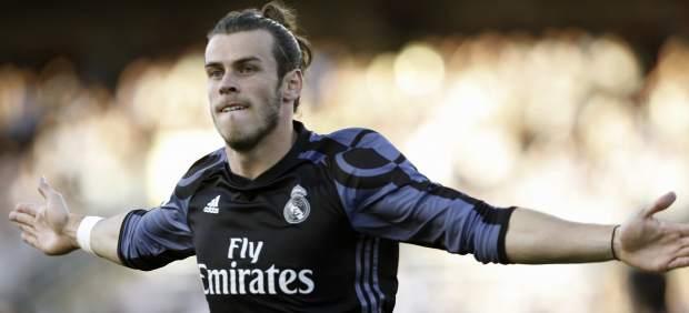 Gareth Bale amplia su contrato con el Real Madrid hasta 2021