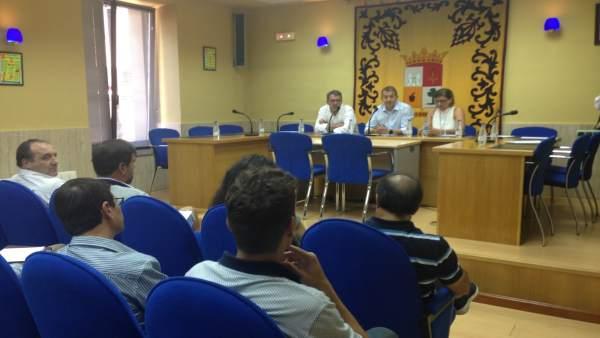 Asamblea de alcaldes mineros