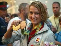 """Mireia Belmonte: """"Las mujeres estamos delante en el medallero"""""""