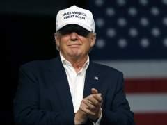 """Trump se modera para atraer a los hispanos: ahora solo quiere expulsar a """"inmigrantes malos"""""""