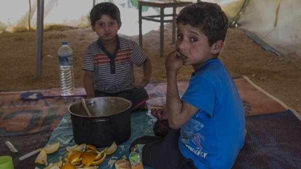 """Mudafar y Ahmed, los niños iraquíes que necesitan ayuda urgente """"o morirán"""""""
