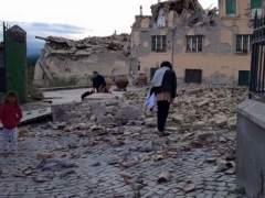 Solidaridad con las víctimas del terremoto