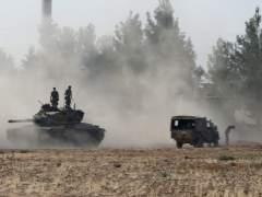 El Ejército turco inicia una operación en Siria