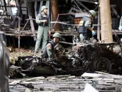 Al menos un muerto y decenas de heridos por dos bombas en el sur de Tailandia