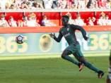 Iñaki Williams en el Sporting - Athletic