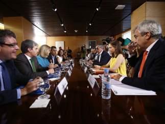 Negociaciones para la investidura de Rajoy
