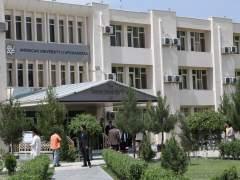 Dos muertos en un ataque a la Universidad Americana en Kabul