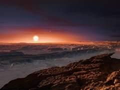 Descubren un planeta similar a la Tierra en la órbita de la estrella más cercana al Sol