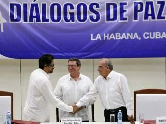 Colombia y las FARC firman el acuerdo final