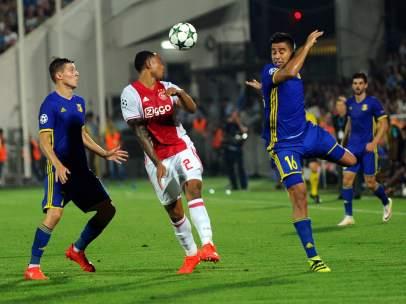 Rostov-Ajax de Champions
