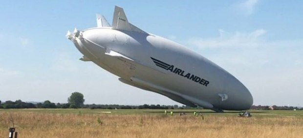 ACCIDENTE DEL AIRLANDER 10