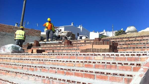 La diputaci n concede subvenciones por 1 6 millones para obras de infraestructuras y equipamientos - Trabajo albanil sevilla ...