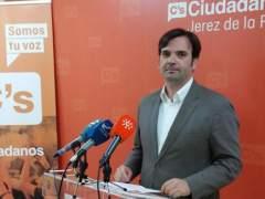 Ciudadanos reitera que expulsará al edil de Jerez si se confirma que agredió a su novia
