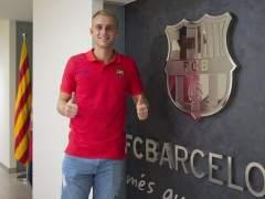 El Barcelona hace oficial el fichaje de Cillessen
