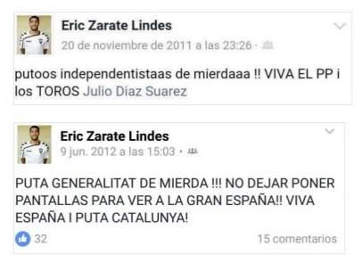 Eric Zarate