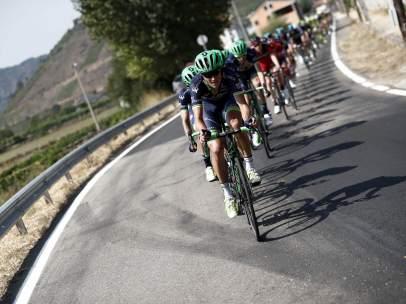 Vuelta España Galicia
