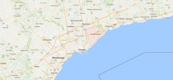 Scarborough, Toronto