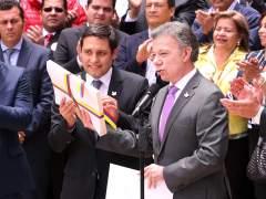 Santos declara alto el fuego definitivo con las FARC a partir de 29 de agosto