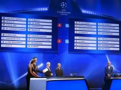 Al Madrid le toca un grupo 'fácil'; Barça, Atlético y Sevilla tendrán duros rivales