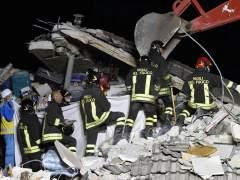 Nuevo terremoto de magnitud 4,8 en el en centro de Italia