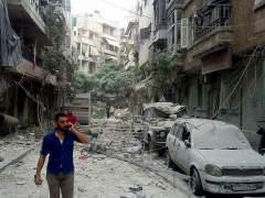 Mueren 11 niños en un ataque de las fuerzas del Gobierno sirio en Alepo