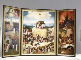 Presentación de la exposición El Bosco. La exposición del V centenario