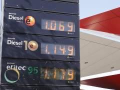 Una operación retorno un 2% más cara por la gasolina
