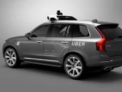 Volvo y Uber se unen para crear una flota de taxis autónomos