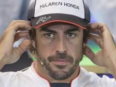 Alonso saldrá desde la última plaza de la parrilla en Bélgica