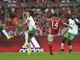 Gol de Xabi Alonso