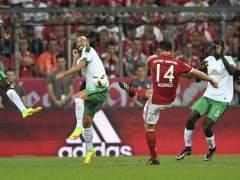 Paliza del Bayern al Bremen en el estreno de la Bundesliga