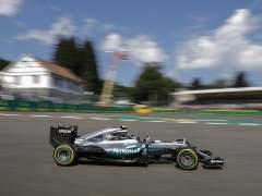 Rosberg saldrá desde la pole en Bélgica