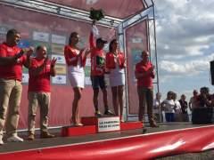 Nairo Quintana se pone líder de la Vuelta