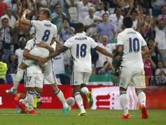 El Real Madrid suda para derrotar a un buen Celta
