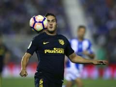 El Atlético de Madrid choca contra el Leganés