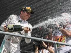 Rosberg gana en Spa y Alonso acaba séptimo
