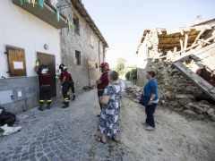 Italia intenta recuperar la normalidad tras el sismo