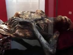 La misteriosa momia hallada en el mayor monte de México, exhibida