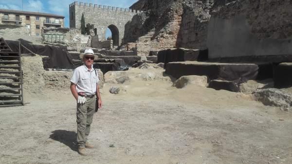 Entrevista Arqueólogo Alcazaba