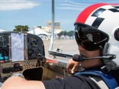 Muere el piloto acrobático Michel Leusch