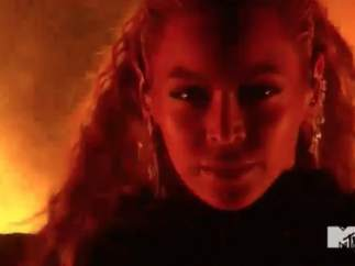 Beyoncé confirma rumores y actúa en los premios MTV