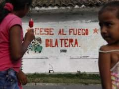 Alto el fuego definitivo entre Colombia y las FARC