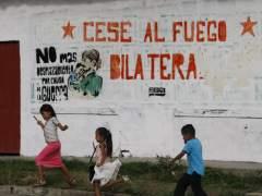 Comienza el alto el fuego en Colombia