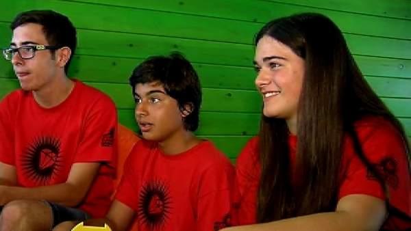 Tres jóvenes barceloneses llegan con su proyecto a Silicon Valley