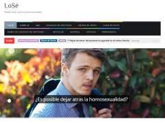 Denuncian la web que ofrece curar la homosexualidad