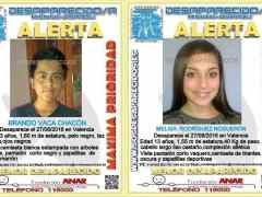 Buscan a dos menores desaparecidos en Valencia desde el sábado